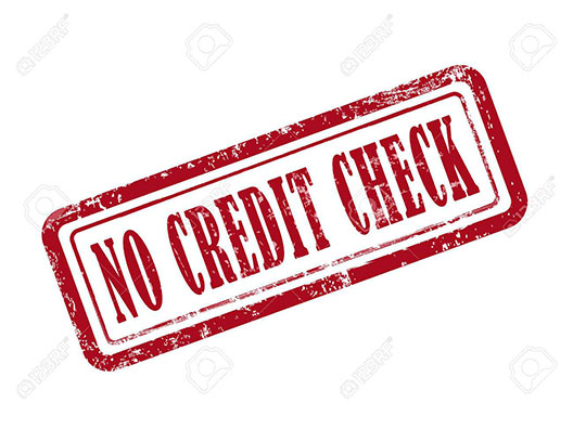 no-credit-check
